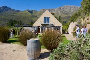 Weinregion Stellenbosch