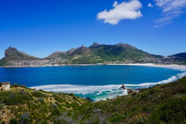 Bucht bei Kapstadt