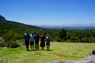 Urlaubsfoto in Kirstenbosch