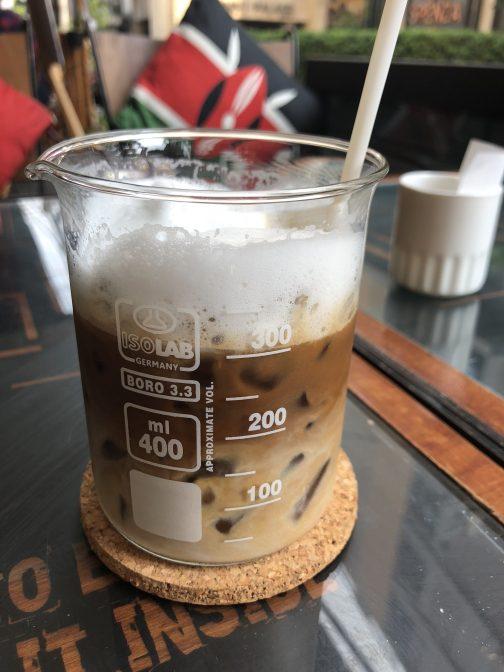 Cappuccino zum Frühstück