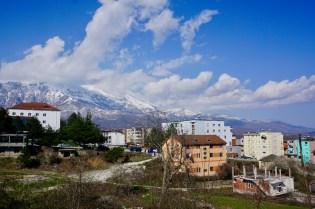 Ort in Nord-Albanien
