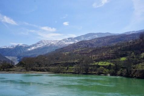 Albanien hat viele Seen