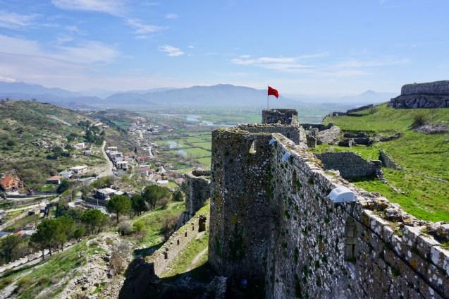 Albanien hat viele alte Stätten