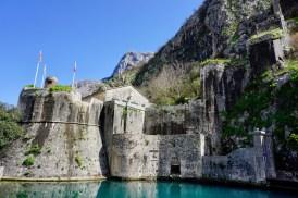 Festung in Montenegro