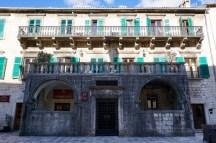 Palast aus dem 17. Jahrhundert