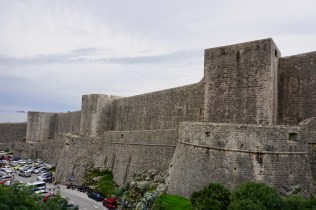 Festungsanlage in Kroatien