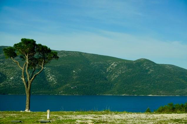 Kroatien im April