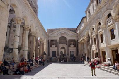 Kroatischer Palast
