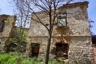 Bosnienkrieg & Ruinen