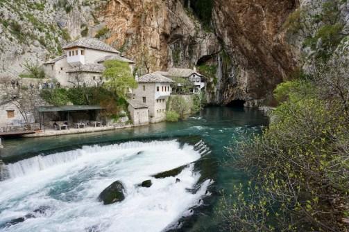 Flußquelle in Herzegowina