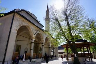 Moschee in Sarajevo