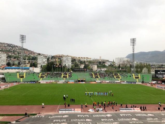 Fußball in Bosnien