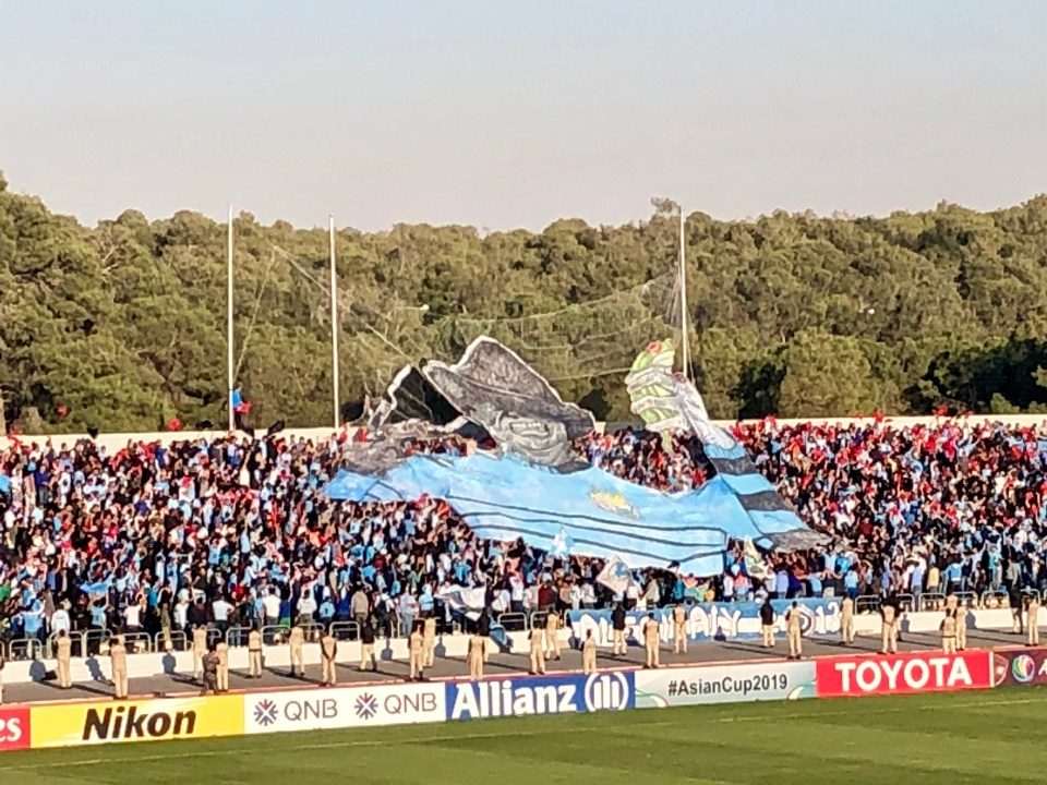 Fußball in Jordanien