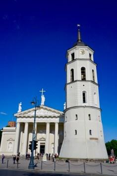 Turm in Vilnius