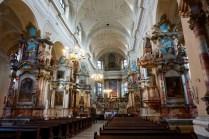 Church of All Saints in Vilnius