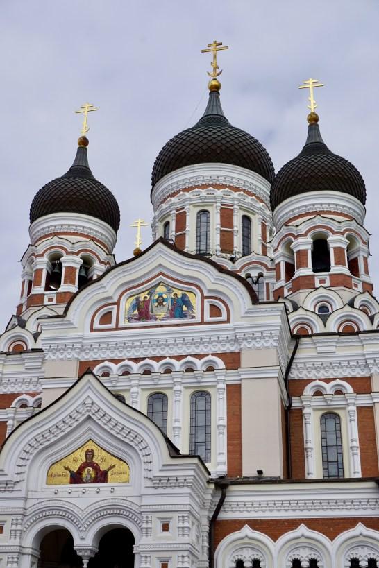 Russisch-Orthodoxe Kathedrale in Estland