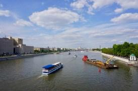 Schiffe in Russland