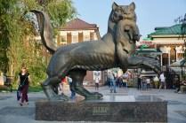 Babr-Statue