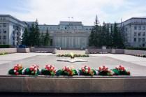 Kriegsdenkmal in Irkutsk