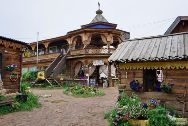 Nikitas Homestead Olchon-Insel