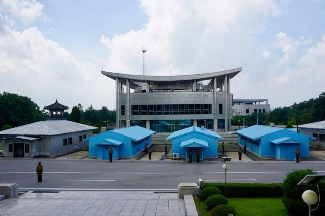 Korea-Grenzgebiet