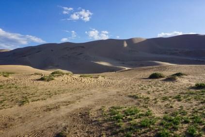 Singing Dunes Mongolei