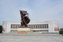 Kriegsmuseum in der Hauptstadt