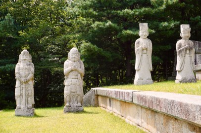 Grab von König Kongmin