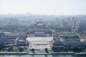 Hauptplatz von Pjöngjang