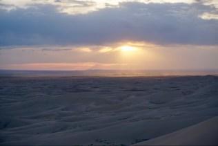 Dünen in der Gobi