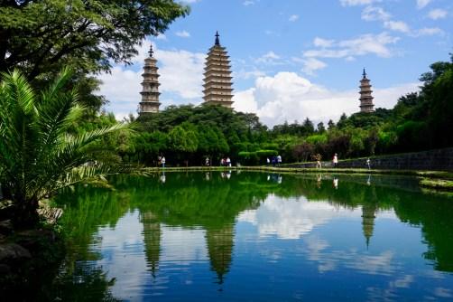 Pagoden in Yunnan