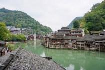 Historischer Ort am Wasser