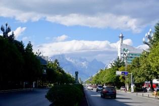 Gebirge in Yunnan