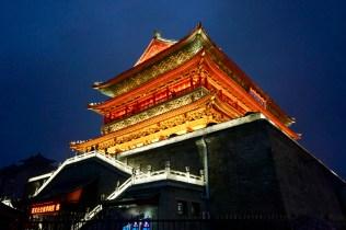 Glockenturm in China