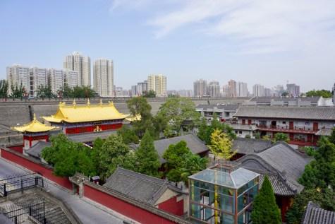 Tempel in Shaanxi