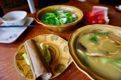 Yunnan-Küche