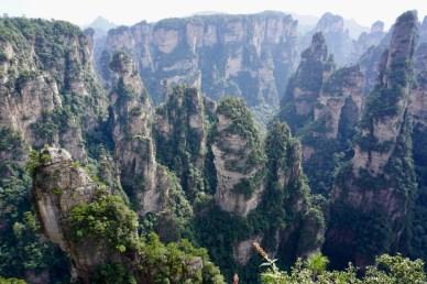 Chinas Nationalpark im Oktober