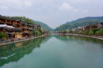 Fluss in Hunan