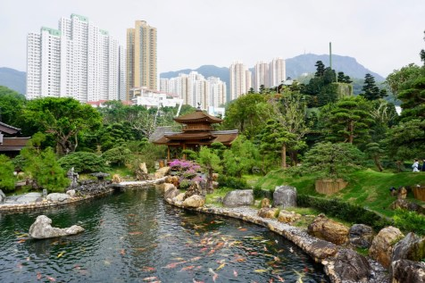 Kloster in Hongkong