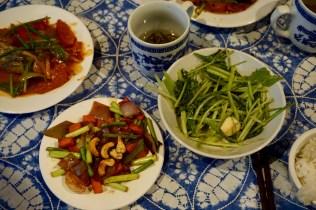 Kochkurs in Yangshou