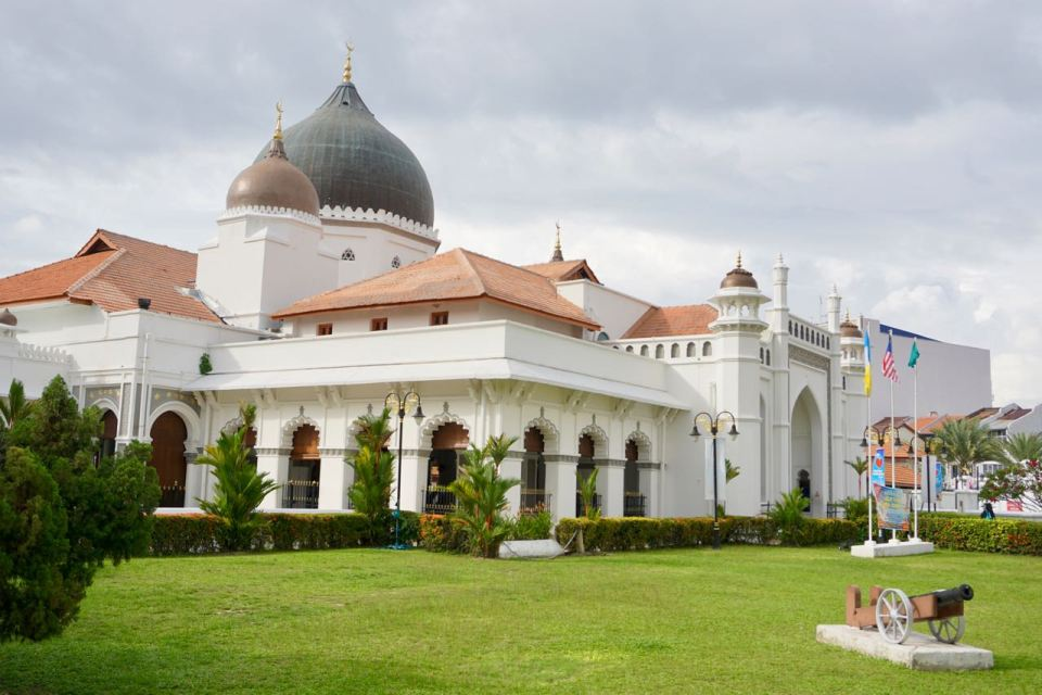 Moschee in George Town