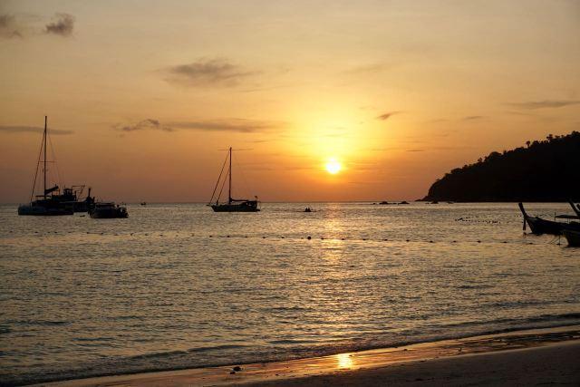 Sonnenuntergang Koh Lipe