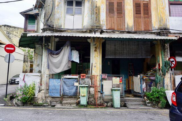 Wohnhaus in Penang