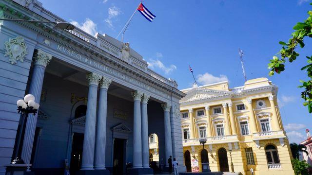 Kolonialarchitektur auf Kuba