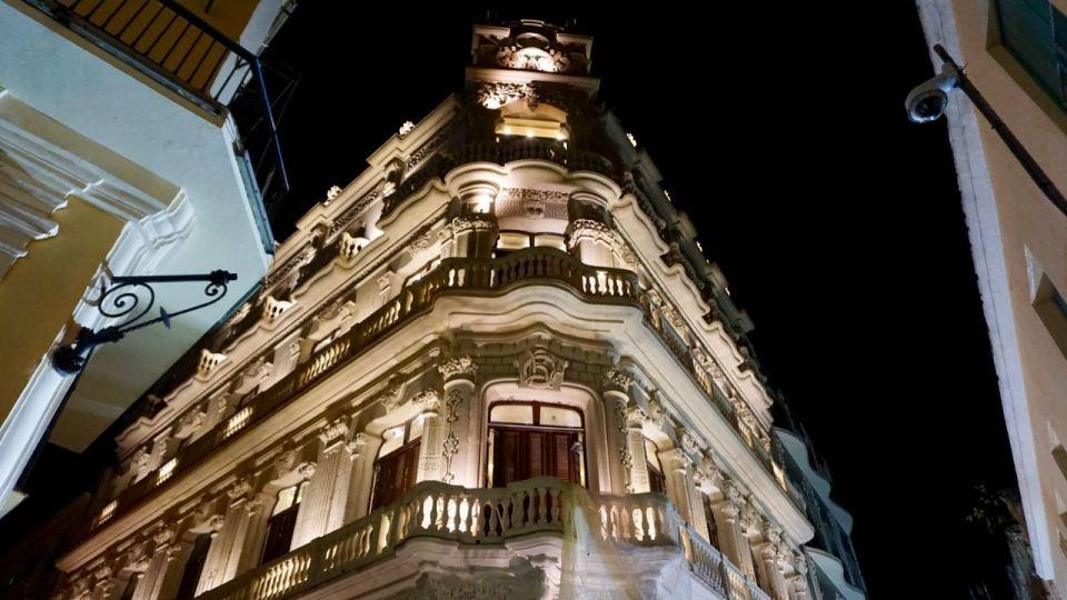 Hotel Palacio Cueto in Havanna
