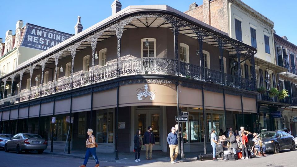 Royal Street New Orleans