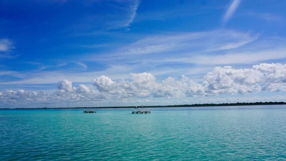 Bacalar in Mexiko