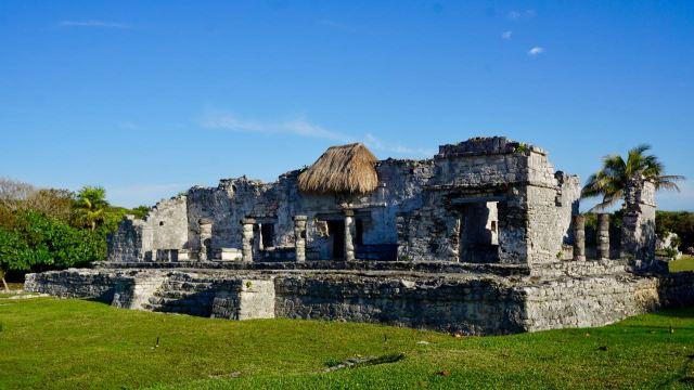 Ruinen in Mexiko