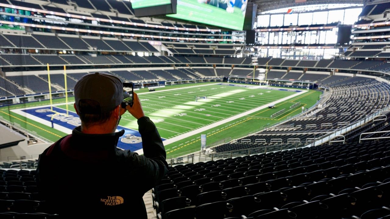 Stadion NFL Dallas