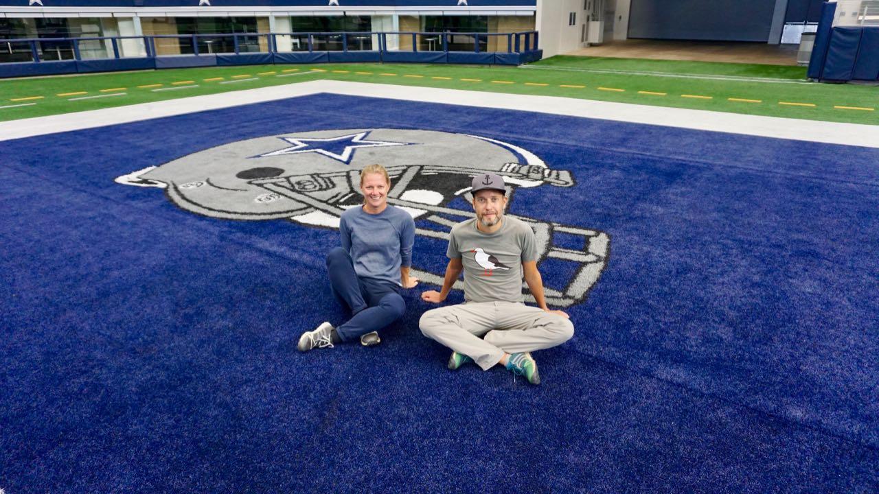 Dallas Cowboys Stadion-Tour